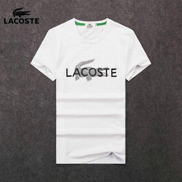 4549696ece Venez découvrir notre sélection de produits tee shirt lacoste homme pas cher  au meilleur prix sur .- bamboobar.fr
